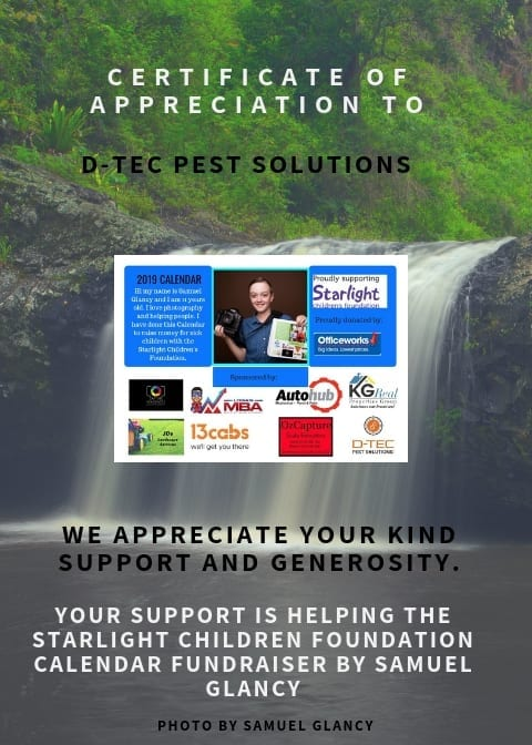 D-Tec Pest Solutions - Community Page