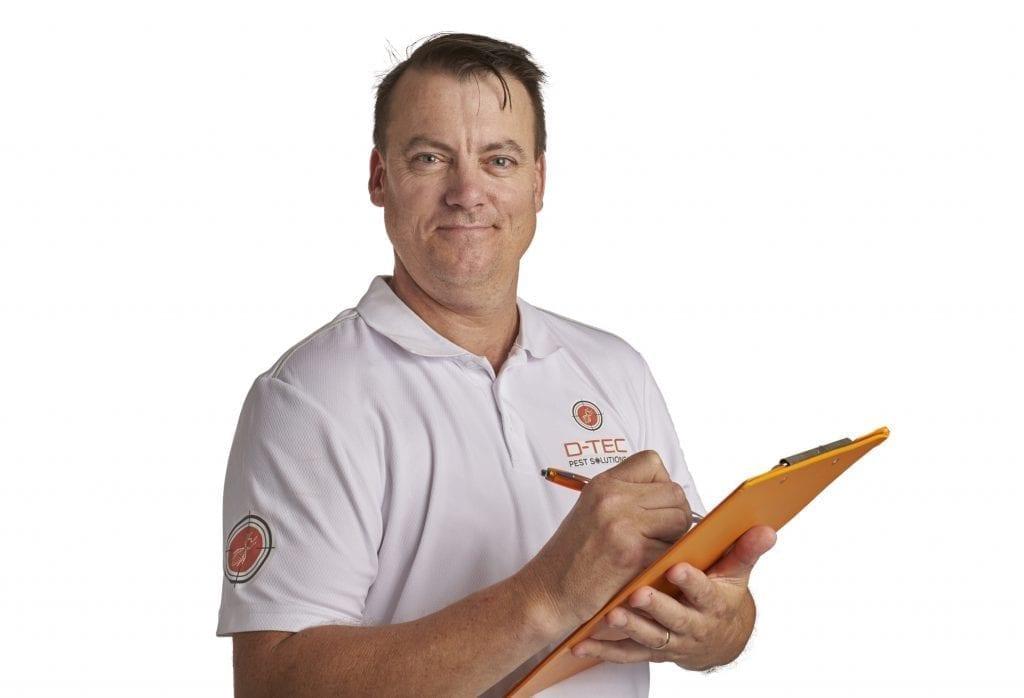 D-Tec Pest Solutions - Termite Inspection